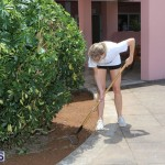 KPMG Clean Up At Dellwood School, June 5 2015 (14)