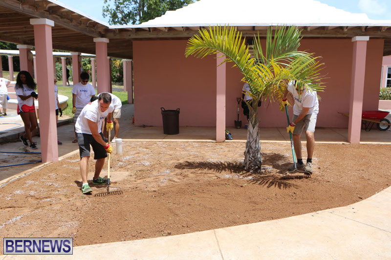 KPMG-Clean-Up-At-Dellwood-School-June-5-2015-16