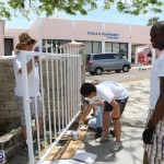 KPMG Clean Up At Dellwood School, June 5 2015 (2)