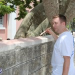 KPMG Clean Up At Dellwood School, June 5 2015 (23)