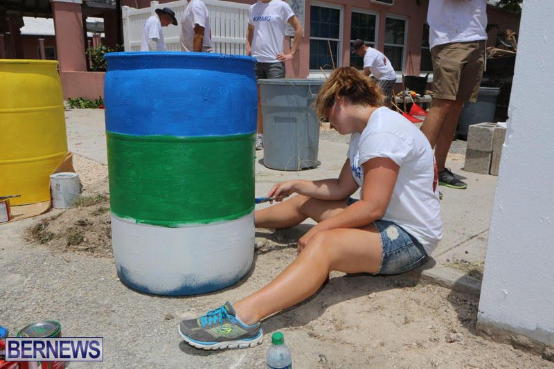 KPMG-Clean-Up-At-Dellwood-School-June-5-2015-5