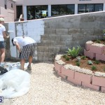 KPMG Clean Up At Dellwood School, June 5 2015 (8)