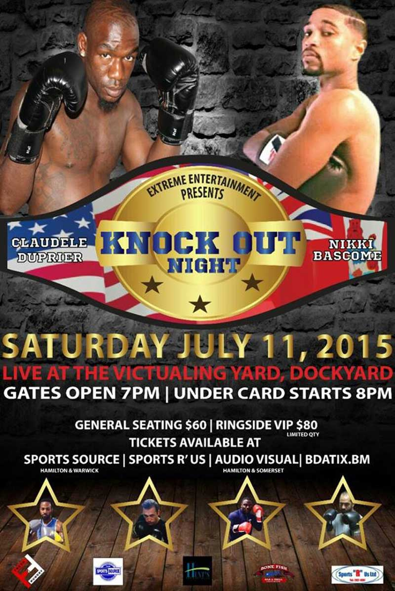 Knock out night 2015