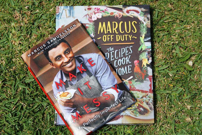 Marcus' Book Signing