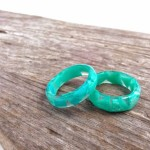 Plastisea June 15 2015 Mintage Rings