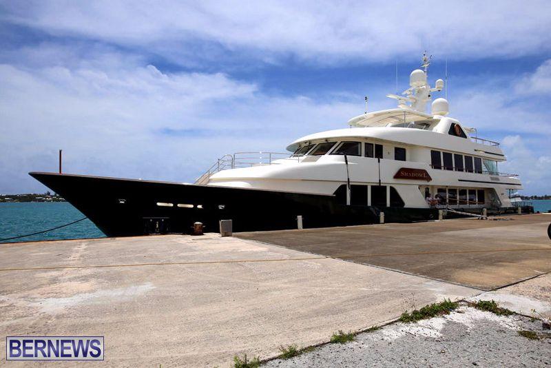 SHADOWL Yacht bermuda june 2015 (2)