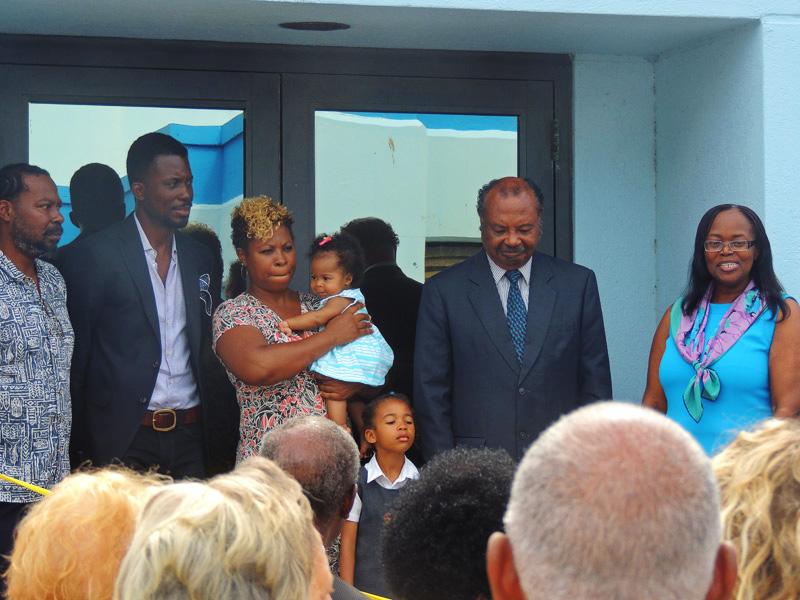 School Honours Former Principal June 19 2015 (4)