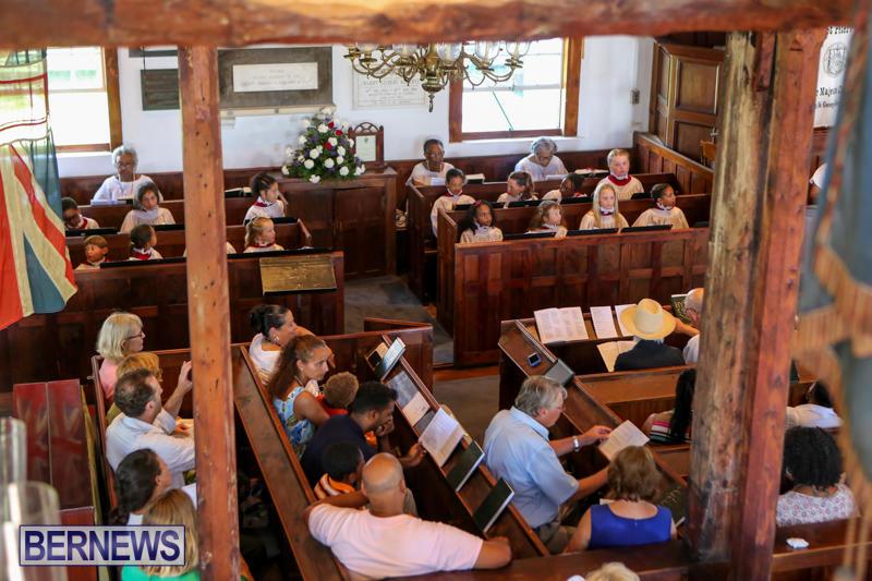 St Peter's Their Majesties Choristers Bermuda, June 28 2015-4