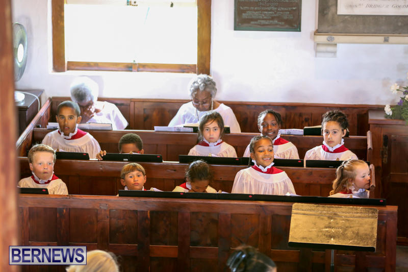 St Peter's Their Majesties Choristers Bermuda, June 28 2015-6
