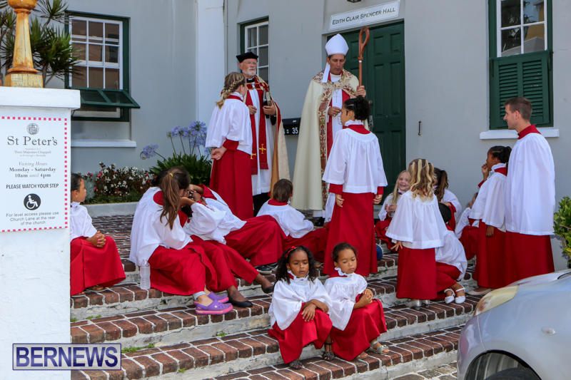 St Peter's Their Majesties Choristers Bermuda, June 28 2015-7