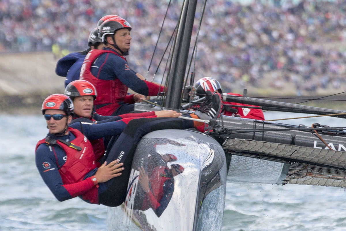 2015 Americas Cup sailing Portsmouth (2)