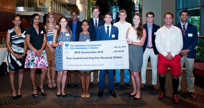 2015 BFIS Scholars group - reduced