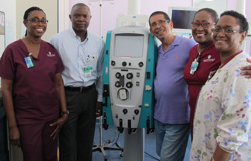 BHB Performs First Therapeutic Plasma Exchange in Bermuda