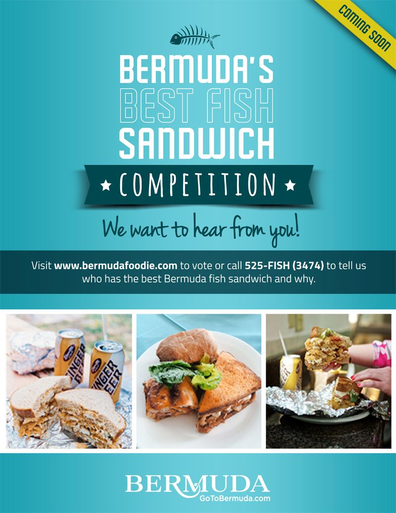Search Is On For Bermuda\'s Best Fish Sandwich - Bernews