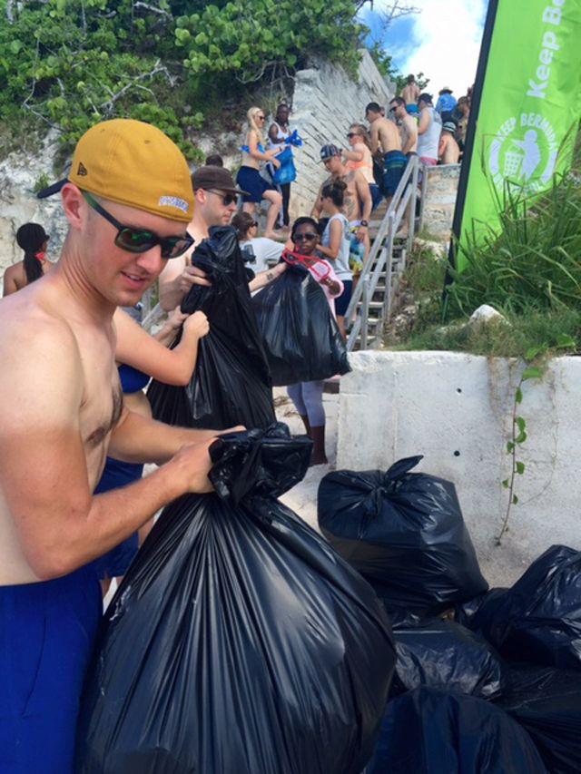 Beach Clean-up July 5 2015 (1)