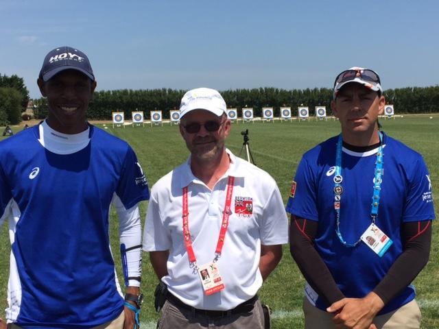 Bermuda Archers End Island Games In Fine Form 2015