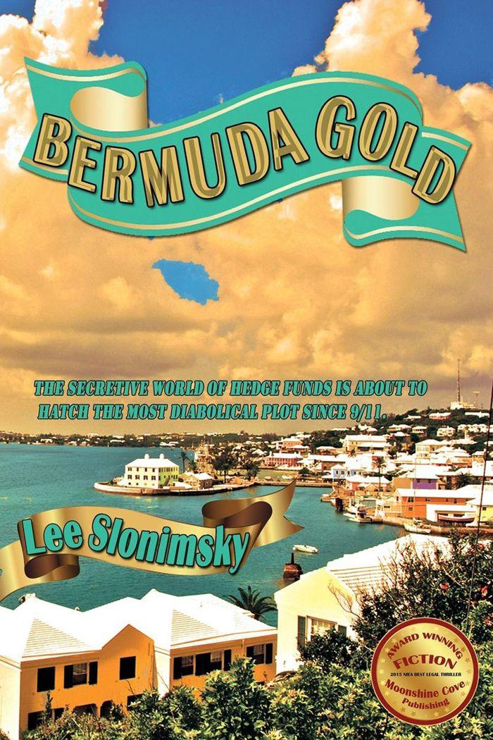 New Novel Highlights Bermuda, Hedge Funds - Bernews