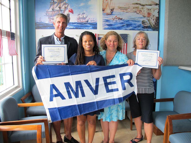 Coast Guard awards to five Bermuda-registered companies July 27 2015