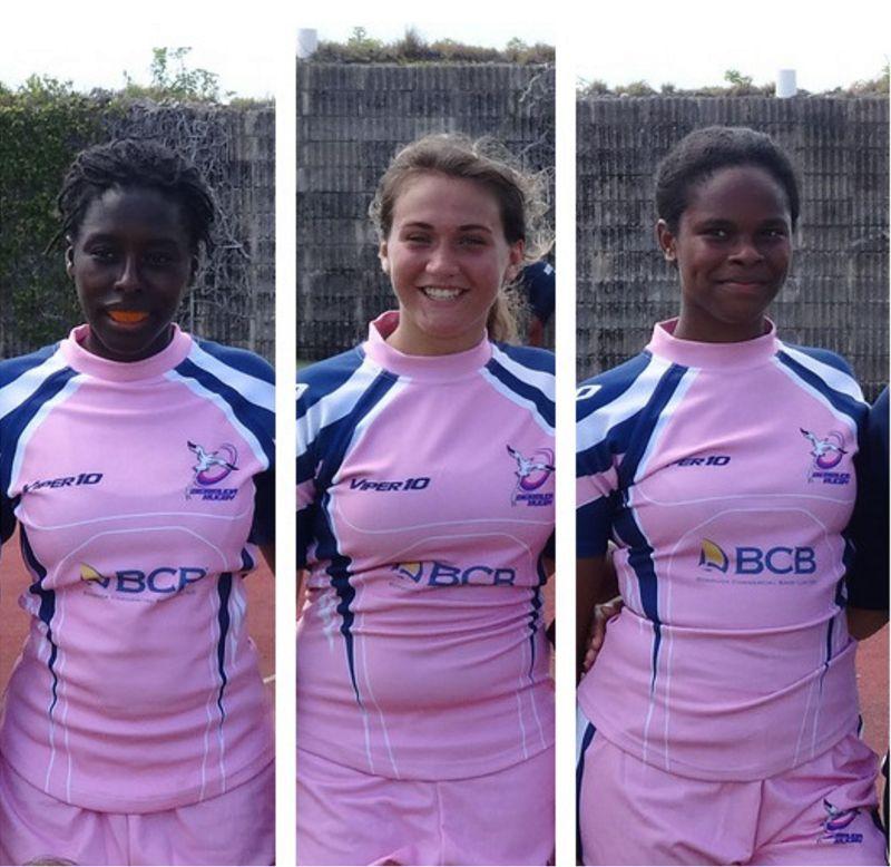 Corrie Cross, Emily Sinclair, Haley Place