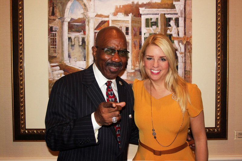 Dennis Rahiim Watson & Florida Attorney General Pam Bondi