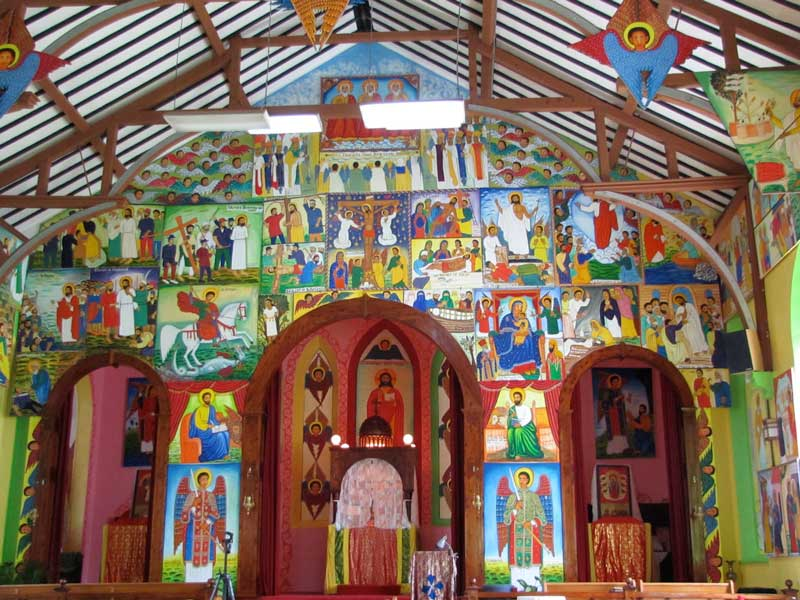 Ethiopian Orthodox Church S 40th Anniversary Bernews