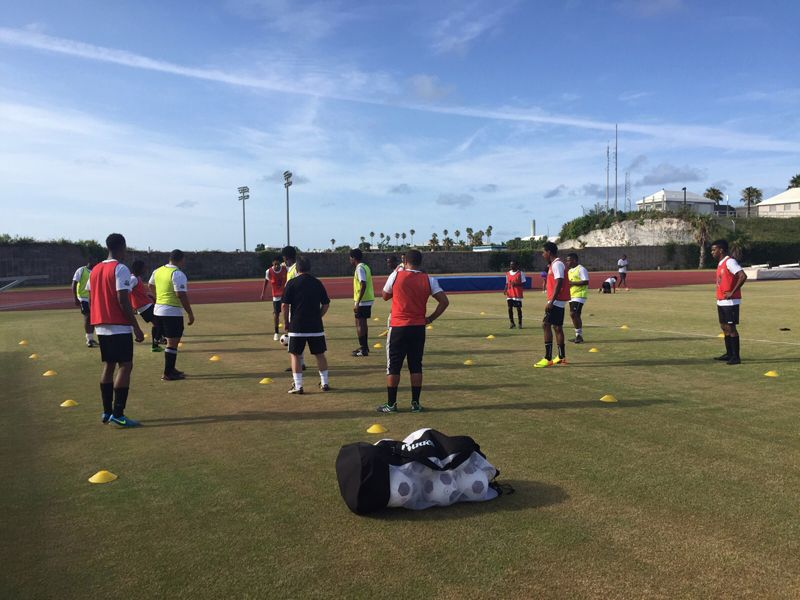 Footy Pro Football Tryout July 21 2015 (2)