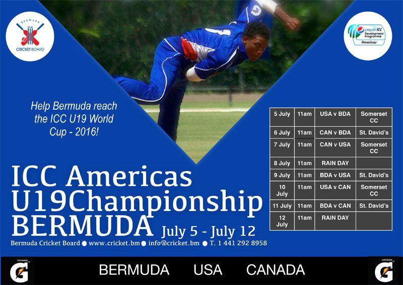 ICC U19 Championship 2015