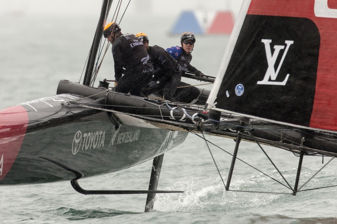 Ready to race at the America's Cup 24 Jul (3)