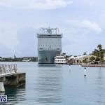 Royal Navy Ship Lyme Bay Bermuda, July 7 2015 (10)