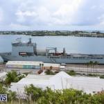 Royal Navy Ship Lyme Bay Bermuda, July 7 2015 (11)