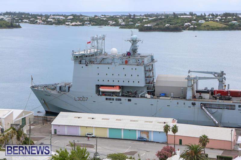 Royal-Navy-Ship-Lyme-Bay-Bermuda-July-7-2015-12
