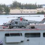 Royal Navy Ship Lyme Bay Bermuda, July 7 2015 (14)