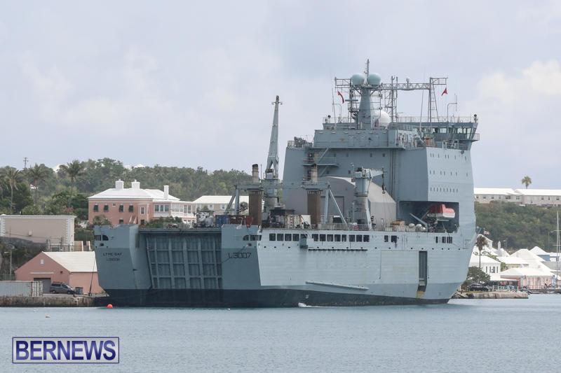 Royal-Navy-Ship-Lyme-Bay-Bermuda-July-7-2015-4