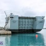 Royal Navy Ship Lyme Bay Bermuda, July 7 2015 (6)