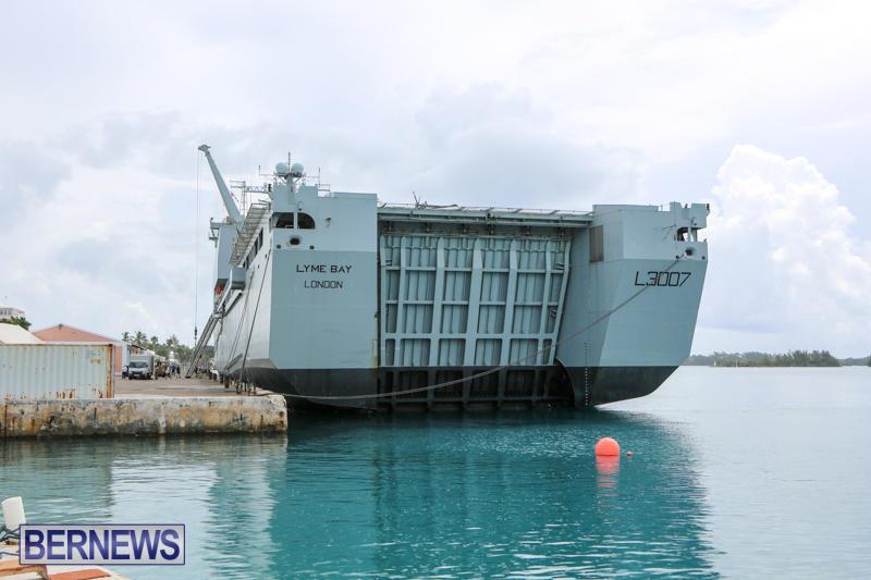 Royal-Navy-Ship-Lyme-Bay-Bermuda-July-7-2015-6
