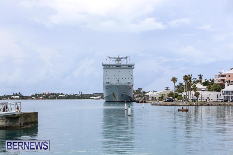 Royal-Navy-Ship-Lyme-Bay-Bermuda-July-7-2015-7