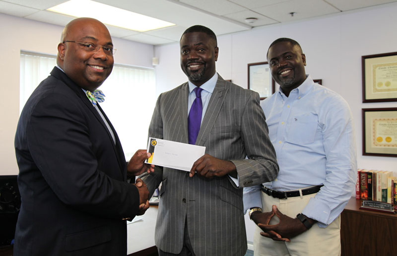 Security Associates Donates