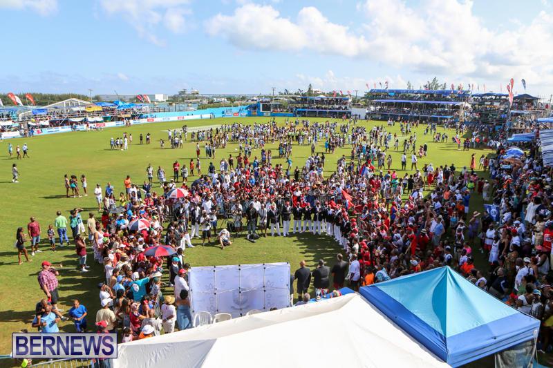 Somerset Win Cup Match Bermuda, July 31 2015-6
