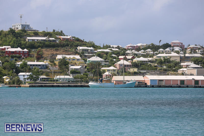 Tiare Taporo In Bermuda, July 15 2015-2