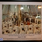 US Coast Guard Tall Ship Eagle In Bermuda, July 4 2015-14