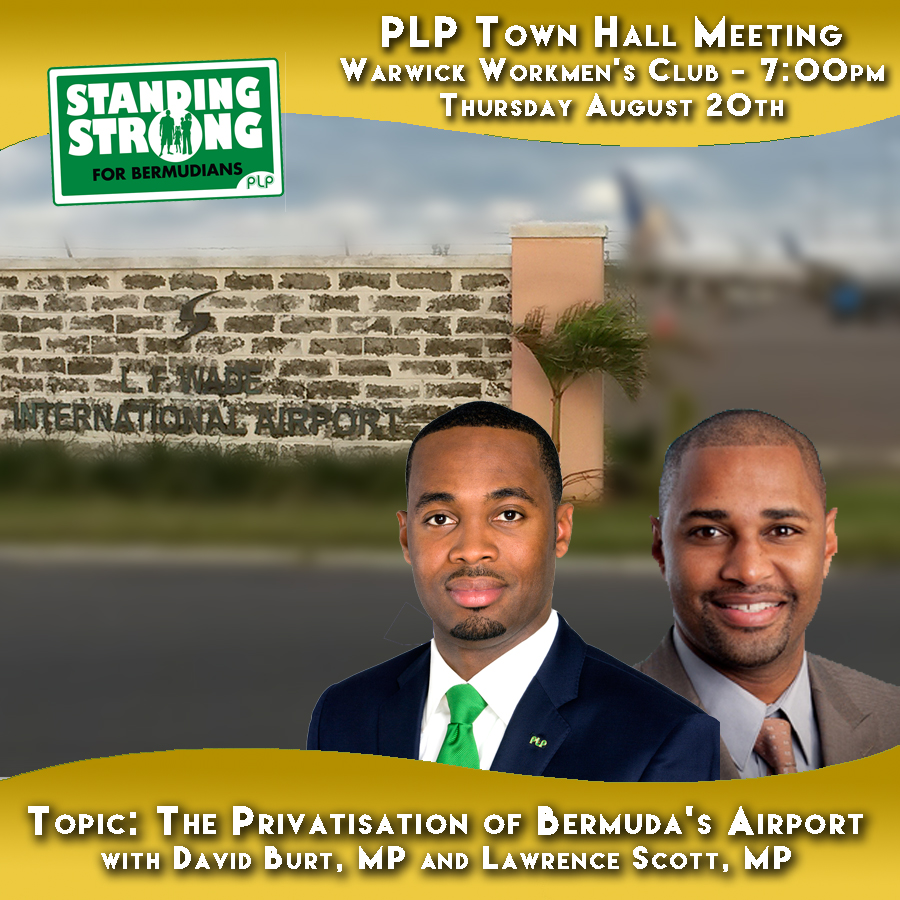 Airport Town Hall Meeting - August 20th
