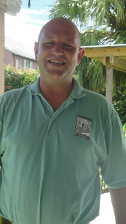 Arboricultural Manager Dale Toms