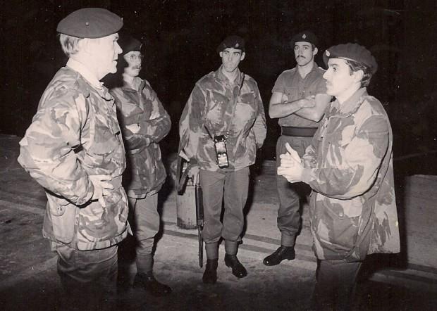 BH1 — 1977 riot briefing