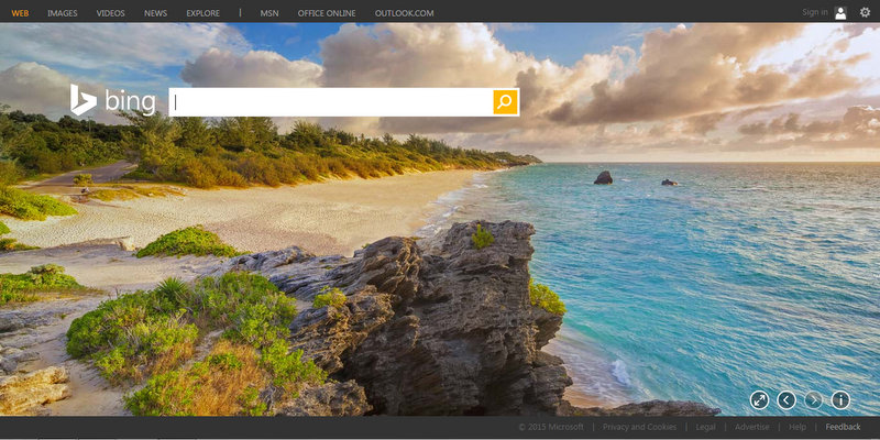 Bing image s related images feature is embarrassingly for Homepage wallpaper