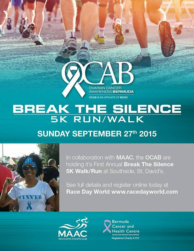Break The Silence 5K RunWalk Aug 2015