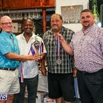 Darts Season Prize Giving Bermuda, July 27 2015-6