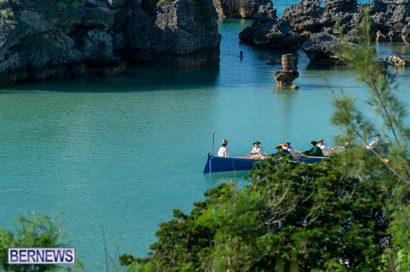 Gunpowder Plot Reenactment Bermuda, August 15 2015-10