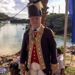 Gunpowder Plot Reenactment Bermuda, August 15 2015-118