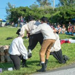 Gunpowder Plot Reenactment Bermuda, August 15 2015-16