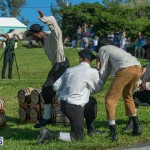 Gunpowder Plot Reenactment Bermuda, August 15 2015-17